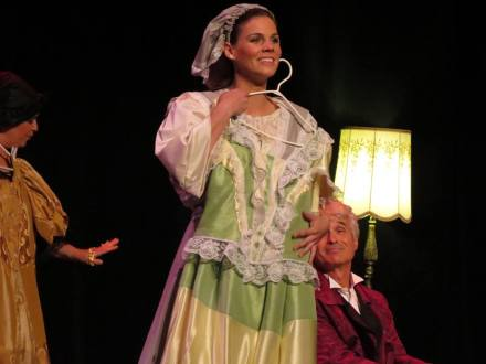 Cendrillon - FestivalOpéra de Saint-Eustache (Elsa Dervishi)