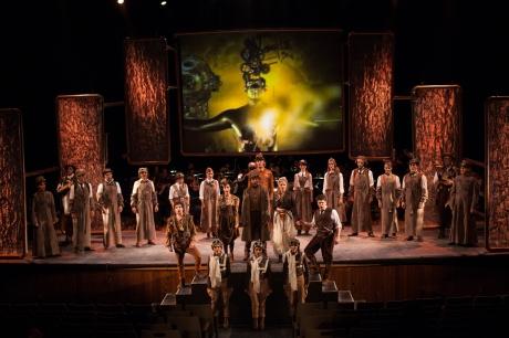 Die Zauberflöte - Opera McGill (Brent Calis)
